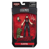 Marvel Knights Elektra Figura 6 Pulgadas