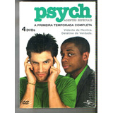 Psych Agentes Especiais 1 Temporada Completa - Lacrado