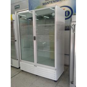 Refrigerador Comercial 2 Pta. Marca Metalfrio Digital