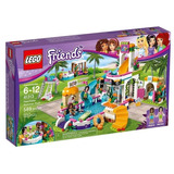 Lego Friends Heartlake Summer Pool Pileta De Verano