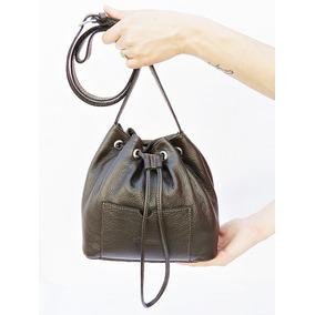 Bolsa Bucket Couro - Bolsas Femininas Laranja escuro no Mercado ... 8841fe882fe