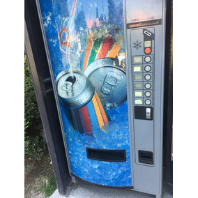 Maquina Expendedora De Refrescos, Vending Machine