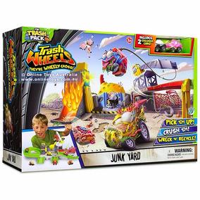 Trash Pack - Trash Wheels - Junk Yard