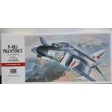 Hasegawa Avion Armable Phantom 1/72 F4 E J Japones