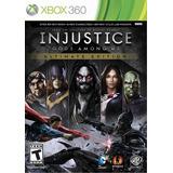 Injustice Gods Among Us Ultimate 100% Português Xbox 360