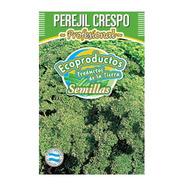 Semillas Perejil Crespo Ecoproductos