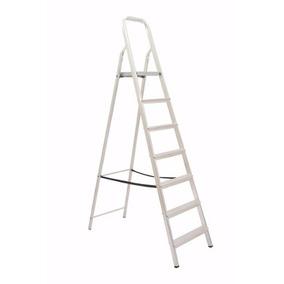 Escada Alúminio 7 Degraus Maestro 1,15m Promoção