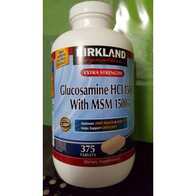 Glucosamine Hci 1500mg. With Msm1500mg.