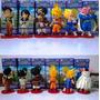 Dragon Ball Z Set De Figuras De Colección