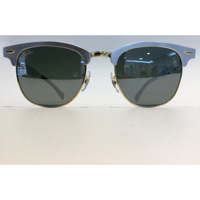 2f9a7dbfbcd36 Óculos De Sol Ray-ban Clubmaster Rb3016 901 58 51 Polarizado · Ray Ban 3507  137 40