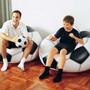 Fiaca Pelota De Futbo Sillon Inflable Puffl Niños Y Adultos