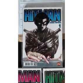 Mangás Hitman 2ª Temporada Vol 1,2 E 3