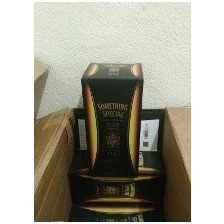 Whisky Something Special Y Johnie Rojo  Litro Por Cajas