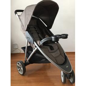 Carrinho + Bebê Conforto + Base Key Fit Chicco Viaro
