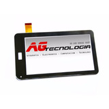 Tactil Touch Tablet Serie Dorada Sd-106 Negro