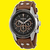 Relógio Fossil Ch2891 Cachman 12x Sem Juros +frete+ N Fiscal