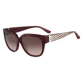 Óculos Salvatore Ferragamo Sf 115s 730 Shiny Gold - Óculos De Sol no ... 30654333bf
