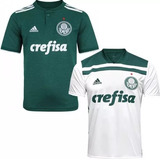 Kit 2 Camisas Palmeiras 2018 - Promoção