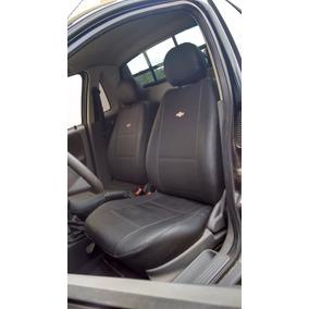 Capa Banco 100% Couro Courvin Chevrolet Vectra Cd 2 Portas