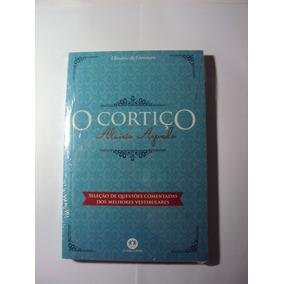 Livro O Cortiço - Aluísio Azevedo - Original - Novo