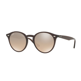 Lentes Ray Ban Originales Rb2180 Phantos Cafe Plata