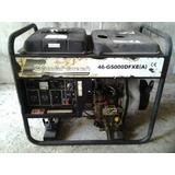 Planta Electrica Domosa Diesel 5.5 Kva