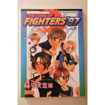 Libro Manga The King Of Figthers 1997 Anime Gemesuto Comics