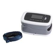 Oximetro Saturometro De Dedo Con Curva Contec Maverick
