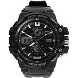 Reloj Skmei Modelo 0990 -deportivo Sumergible 36% Descuento