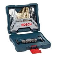 Juego De Mechas Puntas Multiproposito Bosch 30 Piezas X Line