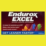 Endurox Excel Pacific Health 60 Cápsulas Importado Pt.entreg