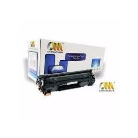 Cartucho De Toner Compatível Hp Cb435a Cb436a Ce285a 35a 36a
