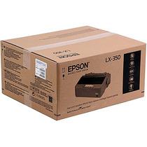 Impresora Matricial Epson Lx350 Nueva Garnatia De 1 Año Garn
