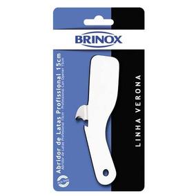 Abridor De Latas Profissional Inox 15 Cm Verona - Brinox
