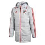 Campera adidas River Plate Win Jkt Gr/rj