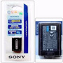 Bateria Sony Np Fh100 Para Bc-trp Bc-trv