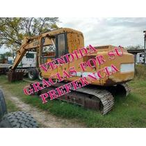 Excavadora John Deere 490 E Mano De Chango