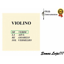 Corda Avulsa Mi Violino Mauro Calixto