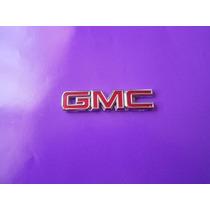 Emblema Gmc Volante Camioneta Original