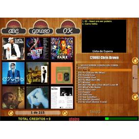 Programa Para Jukebox Com Pacote De Musicas + Brinde