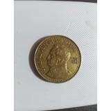 Antigua Moneda 100 Pesos Argentinos 1978 José De San Martin