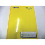 Cuaderno Norma Color 360 Cosido Profesional
