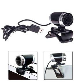 Usb 2.0 Hd 50mp Webcam Web Cam Cámara Computadoras