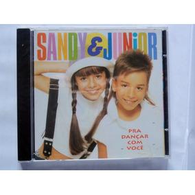 Cd Sandy & Junior Pra Dançar Com Você Raro Original Lacrado!
