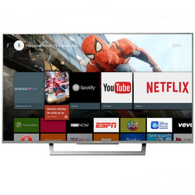 Smart Tv Sony Led 49 Uhd Hdr 4k Xbr-49x835d Android Wi-fi