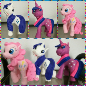 My Little Pony Muñeco De Porcelana Fria