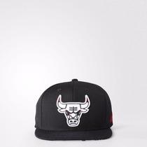 Gorra Plana Adidas Nba Chicago Bulls