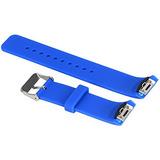 1pc Banda De Reloj Grande / Correa Para Samsung Gear S2 S...