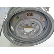 Roda Mexicana Fusca Brasilia Tala 6 Com 8 J Nova