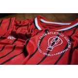 Camiseta Huracan Retro Roja 1996 98 No Turco Mohamed